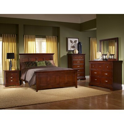 Darby Home Co Troxell Panel Customizable Bedroom..