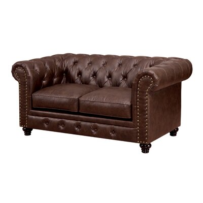 Darby Home Co Lindstrom Tufted Loveseat