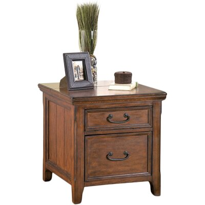Darby Home Co Mathis 1 Drawer End Table