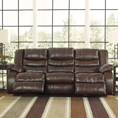 Darby Home Co  DBHC6312 Summey Reclining Sofa