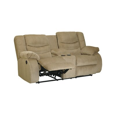 Darby Home Co Blackledge Double Reclining Loveseat