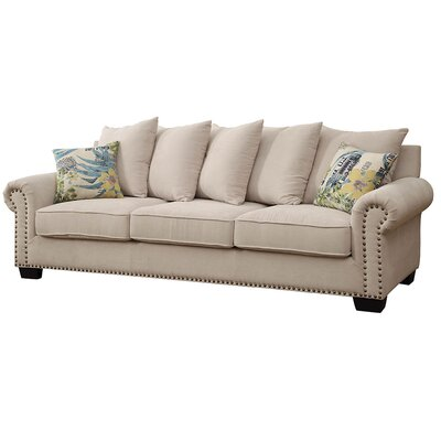Darby Home Co Constantine Nailhead Trim Sofa