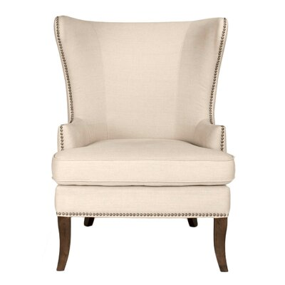 Darby Home Co Lamberth Wing Chair (Set of..