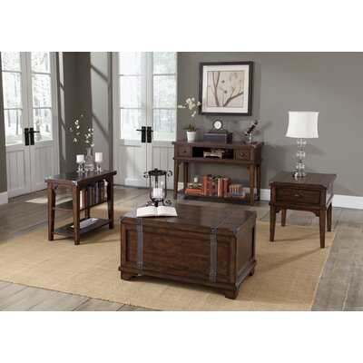 Darby Home Co Coffee Table Set