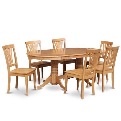 Darby Home Co Rockdale 7 Piece Dining Set II