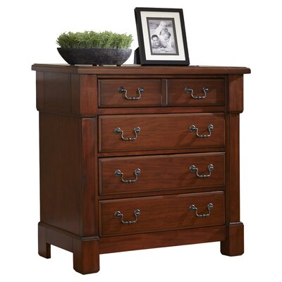 Darby Home Co Cargile 4 Drawer Chest