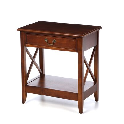Darby Home Co Clement 1 Drawer Nightstand