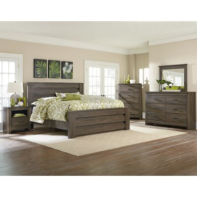 Darby Home Co Wimbush Panel Bed