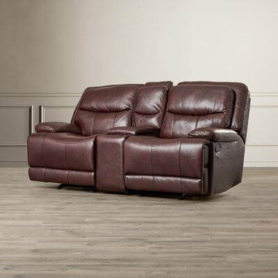Darby Home Co Golston Glider Reclining Loveseat