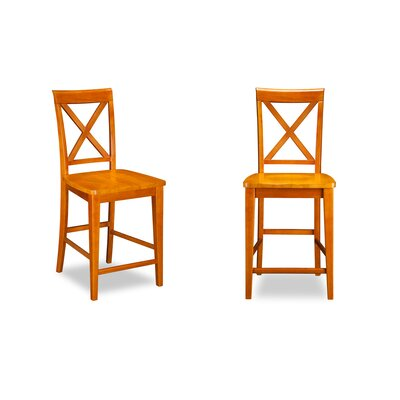 Darby Home Co Oliver Height Side Chair (Set of 2)