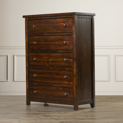 Darby Home Co Headrick 5 Drawer Chest