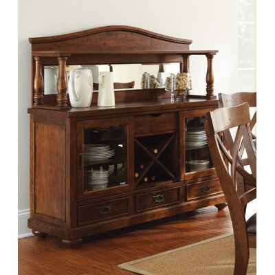 Darby Home Co Weldon China Cabinet