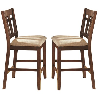 Darby Home Co Hannon Counter Height Side Chair (Set of 2)