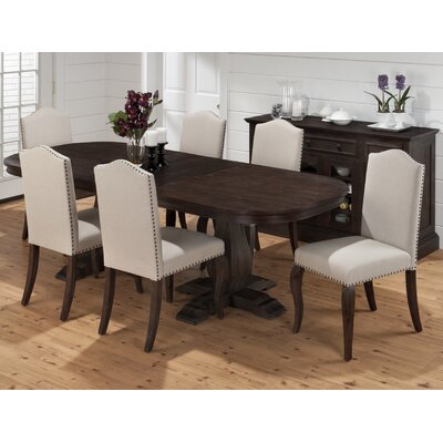 Darby Home Co Cayuga 7 Piece Dining Set