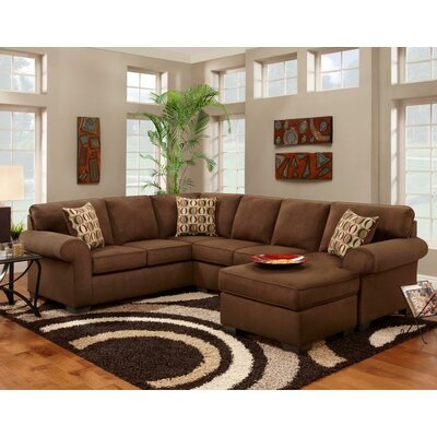 Darby Home Co Bogard Sectional