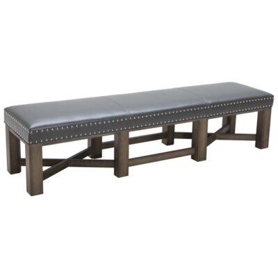 Darby Home Co Nicholas Three Seat Bench