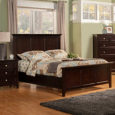 Darby Home Co Seger Panel Bed