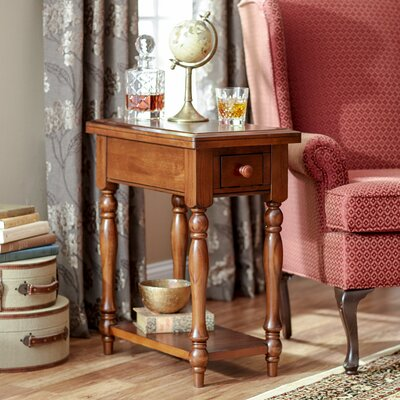 Darby Home Co Ivesdale Chairside Table