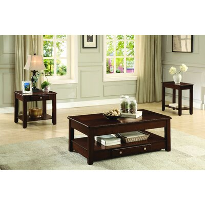 Darby Home Co Medora Coffee Table with Lift Top