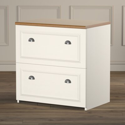 Darby Home Co Allentown 2-Drawer File Cabinet