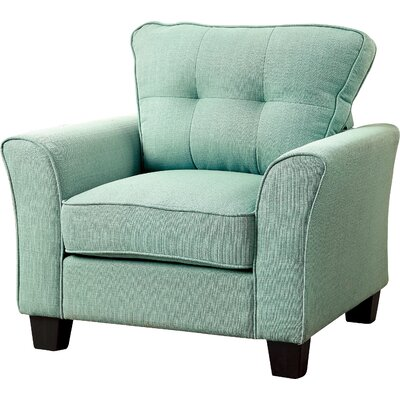 Darby Home Co Mcneely Linen Arm Chair