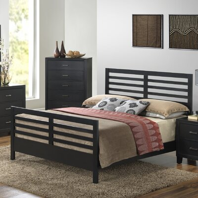 Darby Home Co Acres Panel Bed