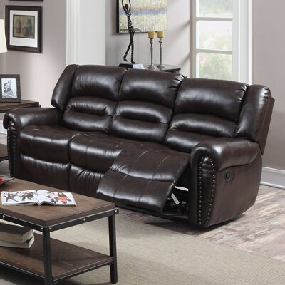 Darby Home Co Dover Reclining Sofa