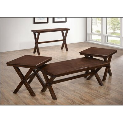 Brayden Studio Bonifay Coffee Table Set