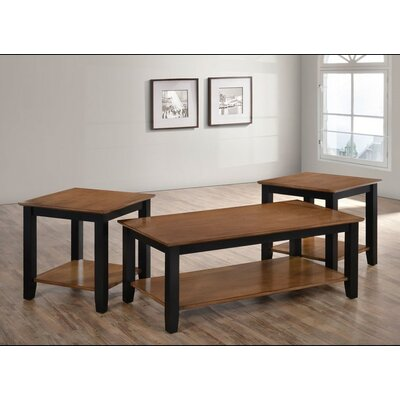 Latitude Run Sylvester Coffee Table Set