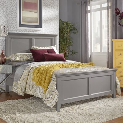 Darby Home Co Hillingdon Full/Double Panel Bed