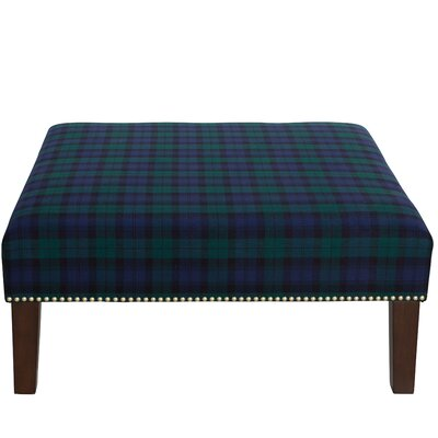 Darby Home Co Elisha Nail Button Cocktail Ottoman