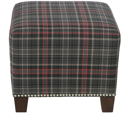 Darby Home Co Elma Square Nail Button Ottoman