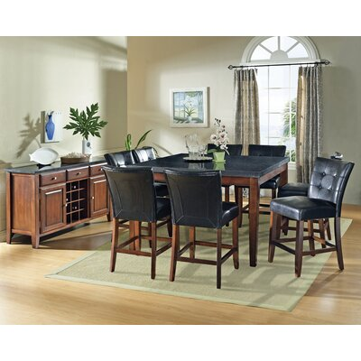 Darby Home Co Matheson 5 Piece Counter Height Dining Set