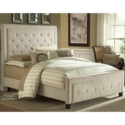 Darby Home Co Elnora California king Upholstered..