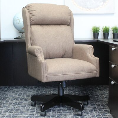 Darby Home Co High-Back Executive Chair