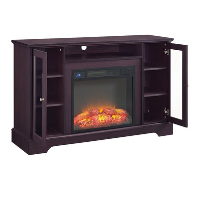 Darby Home Co Kendall Stand with Electric Fireplace