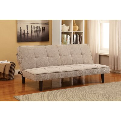 Darby Home Co Lyndhurst Tufted Futon Sofa