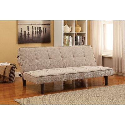 Darby Home Co Lyndhurst Tufted Futon Sofa