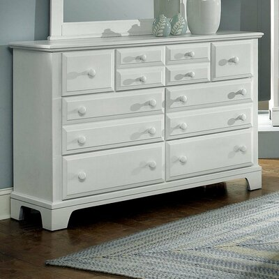 Darby Home Co Cedar Drive 7 Drawer Dresser