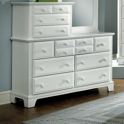 Darby Home Co Cedar Drive 10 Drawer Dresser