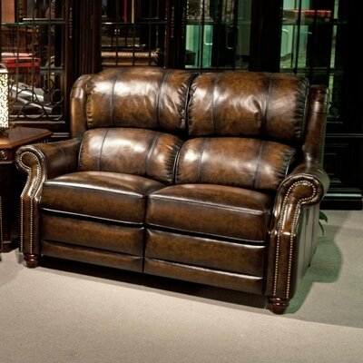 Darby Home Co Charndon Dual Leather Power Reclin..