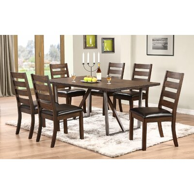 Darby Home Co Harkness 7 Piece Dining Set
