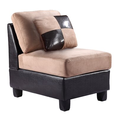 Darby Home Co Potsdam Armless Chair
