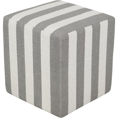 Darby Home Co Chasing Pouf Ottoman