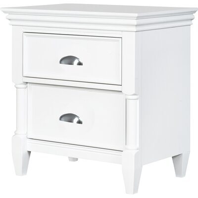 Darby Home Co McLelland 2 Drawer Nightstand