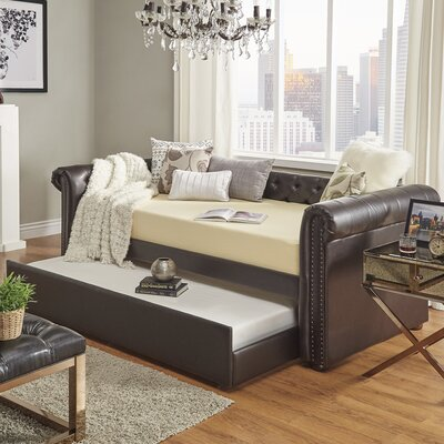 Darby Home Co Kaminsky Daybed with Trundle