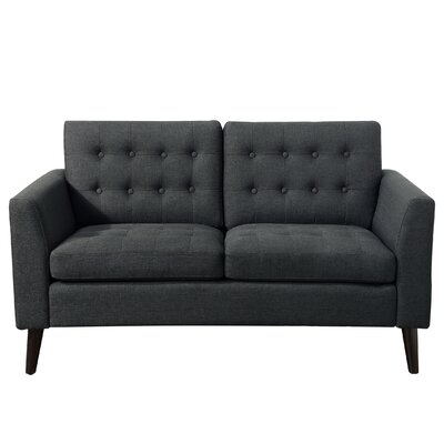 Darby Home Co Alderbrook Tufted Loveseat