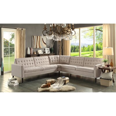 Darby Home Co Ravensdale Sectional