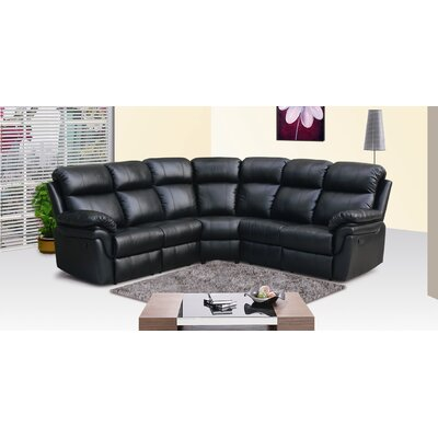 Darby Home Co Carruthers Sectional