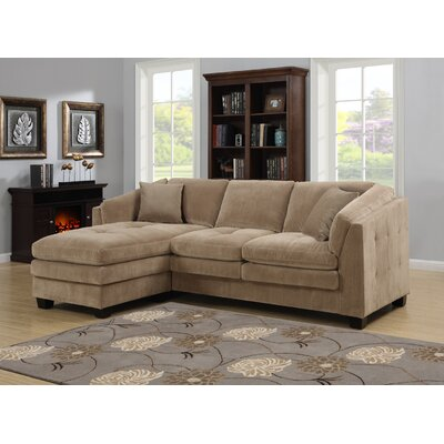 Darby Home Co Modular Sectional